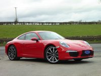 USED 2013 13 PORSCHE 911 3.4 CARRERA PDK 2d AUTO 350 BHP MASSIVE SPEC, FULL SERVICE HISTORY, LOVELY EXAMPLE