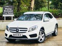 2015 MERCEDES-BENZ GLA-CLASS 2.1 GLA200 CDI AMG LINE 5d 136 BHP £17495.00