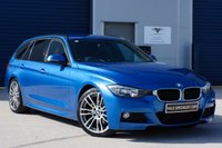 USED 2012 62 BMW 3 SERIES 2.0 320D M SPORT TOURING AUTO