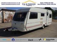 USED 1997 68 COACHMAN AMARA 500/5 GENIUS SE 5 Berth Caravan Priced To Sell