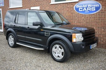 2005 LAND ROVER DISCOVERY 2.7 3 TDV6 S 5d 188 BHP £SOLD