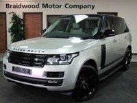 2013 LAND ROVER RANGE ROVER 4.4 SDV8 VOGUE SE 5d AUTO 339 BHP £39950.00
