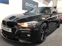 USED 2013 63 BMW 3 SERIES 2.0 318D M SPORT 4d 141 BHP M-PERFORMANCE EXTRAS! BMW SERVICE PLAN! FMDSH!