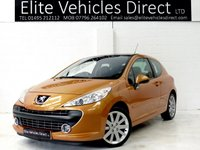 2008 PEUGEOT 207 1.6 GT 3d 148 BHP £2691.00