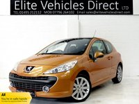 USED 2008 08 PEUGEOT 207 1.6 GT 3d 148 BHP **STUNNING EXAMPLE**