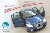 USED 2010 10 MERCEDES-BENZ A CLASS 2.0 A160 CDI BLUEEFFICIENCY ELEGANCE SE 5d 82 BHP 2 Keys,B'Tooth, Recent Service