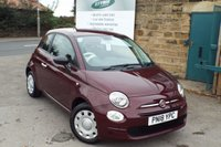 USED 2018 18 FIAT 500 1.2 POP 3d 69 BHP ONLY 6 Months Old !!