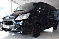 2015 FORD TRANSIT CUSTOM 2.2 290 E-TECH SV SPORT LIMITED  FACTORY COMBI DOUBLE CAB 153 BHP BIG-SPEC £16990.00