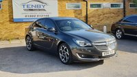 2014 VAUXHALL INSIGNIA 2.0 LIMITED EDITION CDTI 5d AUTO 160 BHP £8948.00