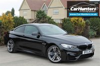 USED 2015 15 BMW 4 SERIES 3.0 M4 2d AUTO 426 BHP