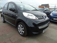 2009 PEUGEOT 107 1.0 URBAN 5d LONG MOT CLEAN £1895.00