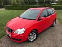2008 VOLKSWAGEN POLO 1.2 MATCH 5d 59 BHP Full VW Service History MOT 09/19 Mint Example £3449.00
