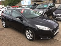 2015 FORD FOCUS 1.6 STYLE TDCI 5d 94 BHP £7850.00