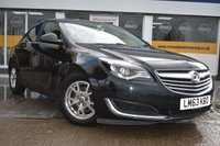 USED 2013 63 VAUXHALL INSIGNIA 2.0 DESIGN CDTI ECOFLEX S/S 5d 118 BHP COMES WITH 6 MONTHS WARRANTY