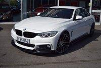 2015 BMW 4 SERIES 2.0 420D M SPORT 2d 188 BHP £21950.00