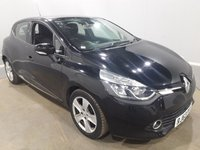 USED 2014 63 RENAULT CLIO 1.5 DYNAMIQUE MEDIANAV ENERGY DCI S/S 5d 90 BHP