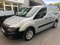 USED 2015 65 CITROEN BERLINGO 1.6 625 ENTERPRISE L1 HDI 75 BHP