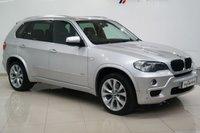 2008 BMW X5 3.0 D M SPORT 5d AUTO 232 BHP £8743.00