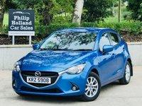 2016 MAZDA 2 1.5 SE-L NAV 5d 89 BHP £SOLD