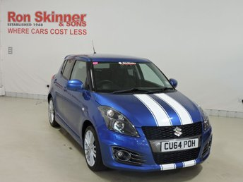 2014 SUZUKI SWIFT}