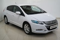 2010 HONDA INSIGHT 1.3 IMA ES 5d AUTO 100 BHP £5450.00