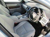 USED 2014 64 JAGUAR XF 2.2 TD Luxury (s/s) 4dr 1 OWNER+JAGUAR HISTORY+LEATHER