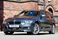 USED 2015 15 BMW 3 SERIES 3.0 335d M Sport Touring Sport Auto xDrive (s/s) 5dr **SOLD AWAITING COLLECTION**