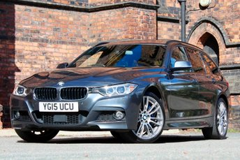 2015 BMW 3 SERIES 3.0 335d M Sport Touring Sport Auto xDrive (s/s) 5dr £21977.00