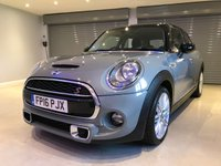 USED 2016 16 MINI HATCH COOPER 2.0 COOPER S 5d AUTO 189 BHP CHILI PACK + RADIO VISUAL BOOST + HALF LEATHER UPHOLSTERY