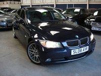 2008 BMW 3 SERIES 2.0 318I SE 4d 148 BHP £3280.00