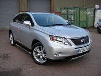 2011 LEXUS RX 3.5 450H SE-I 5d AUTO 249 BHP £15000.00