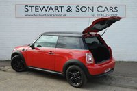 USED 2011 61 MINI HATCH COOPER 1.6 COOPER 3d 122 BHP FREE WARRANTY, CHEAP CAR WITH LOW MILEAGE