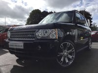 USED 2005 55 LAND ROVER RANGE ROVER 2.9 TD6 HSE 5d 175 BHP FSH 10STAMPS+MEDIA+ELECTRICS+
