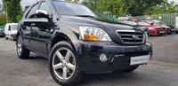 2009 KIA SORENTO 2.5 TITAN 5d 168BHP £6290.00