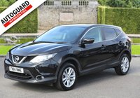 USED 2014 14 NISSAN QASHQAI 1.5 DCI ACENTA PREMIUM 5d 108 BHP Finance options available