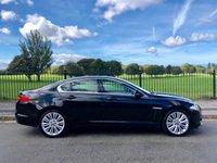 2012 JAGUAR XF 3.0 D V6 PORTFOLIO 4d 240 BHP £13495.00