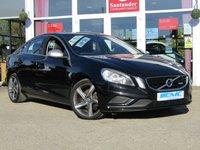 2012 VOLVO S60 1.6 D2 R-DESIGN 4d 113 BHP £7695.00