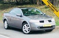 2005 RENAULT MEGANE 2.0 DYNAMIQUE VVT 2d 136 BHP £2500.00