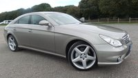 2005 MERCEDES-BENZ CLS CLASS 5.0 CLS500 4d AUTO 306 BHP £5250.00