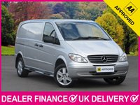 USED 2011 60 MERCEDES-BENZ VITO 115 CDI SPORT 2.1 CDI COMPACT VAN 3 SEATS 6 SPEED TWIN SLIDING DOORS AIR CON ALLOYS