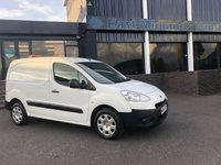 USED 2014 64 PEUGEOT PARTNER 1.6 HDI S L1 850 1d 89 BHP 2014 (64) Plate