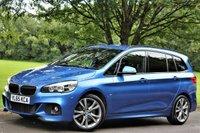 USED 2016 65 BMW 2 SERIES 2.0 220D XDRIVE M SPORT GRAN TOURER 5d AUTO 188 BHP