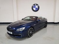 "USED 2011 N BMW 6 SERIES 3.0 640I SE 2d 316 BHP Bmw History/Nav/Heated Leather/2 Prev Owners/20""Alloys"
