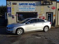 USED 2013 63 VOLVO S60 2.0 D3 BUSINESS EDITION 1 Owner from new SAT NAV £30 road tax