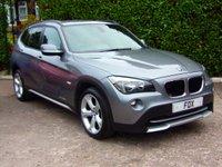 2010 BMW X1 2.0 SDRIVE20D SE 5d 174 BHP £6975.00
