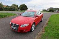 2006 AUDI A4 2.0 TDI SE TDV 4d AUTO 140 LOW MILEAGE £3995.00