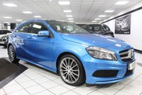 2013 MERCEDES-BENZ A CLASS A200 CDI AMG SPORT BLUEEFFICIENCY 136 BHP £12975.00