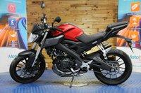 2015 YAMAHA MT-125 MT 125 ABS - Low miles! £3195.00