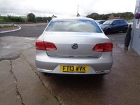 USED 2013 13 VOLKSWAGEN PASSAT 2.0 HIGHLINE TDI BLUEMOTION TECHNOLOGY FULL VW SERVICE HISTORY