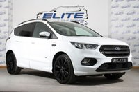 USED 2017 FORD KUGA 2.0 ST-LINE X TDCI 5d 177 BHP AWD DAB SYNC 3 NAV/POWER TAILGATE/ LARGER REAR SPOILER/ WINTER PACK/ PRIVACY GLASS/ PANORAMIC ROOF/ 4 WHEEL DRIVE! + MUCH MORE